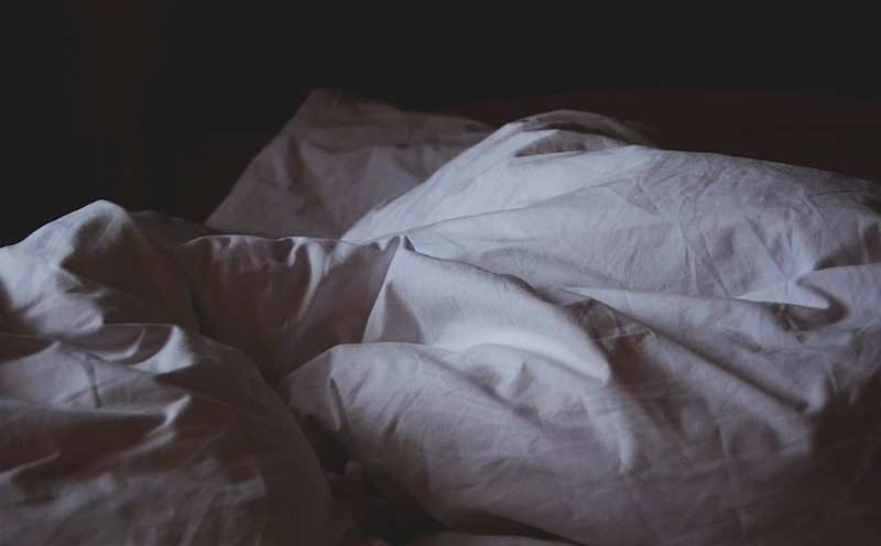dağınık yatak