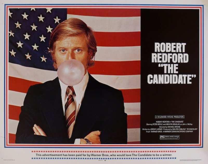 the candidate film afişi