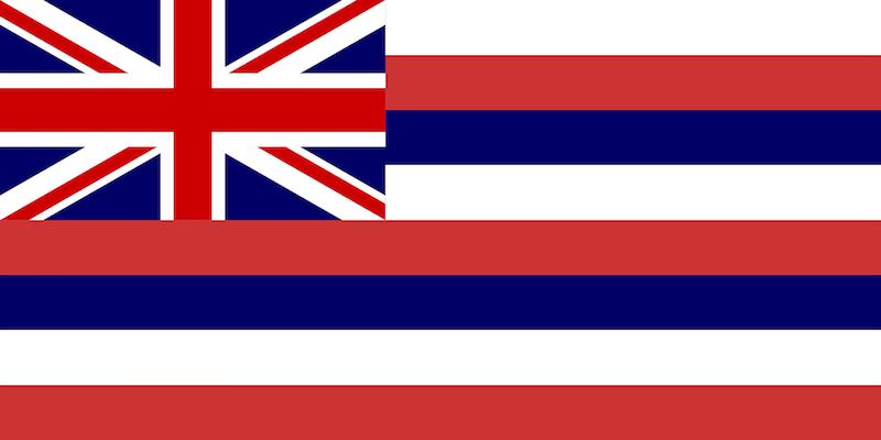 Hawaii bayrağı