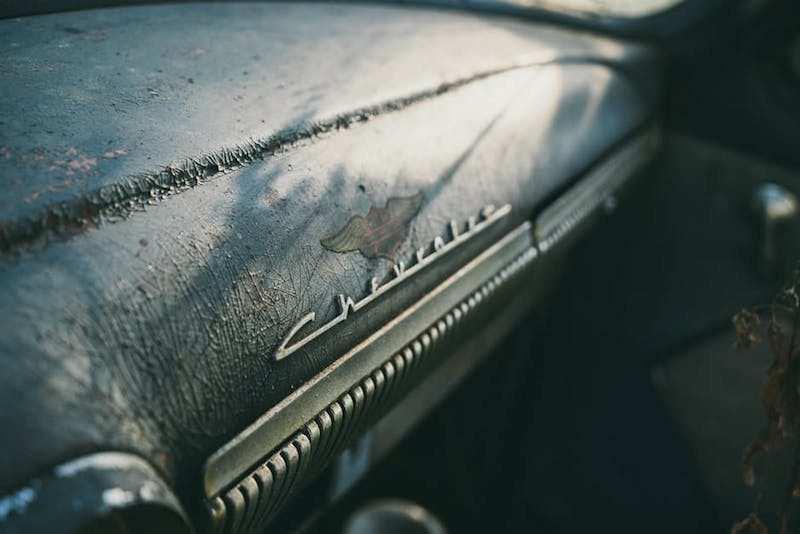 eski Chevrolet