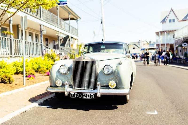 Klasik Rolls Royce