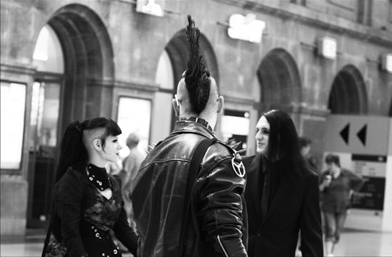 alt kültür punk