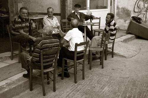 Küba'dan bir fotoğraf
