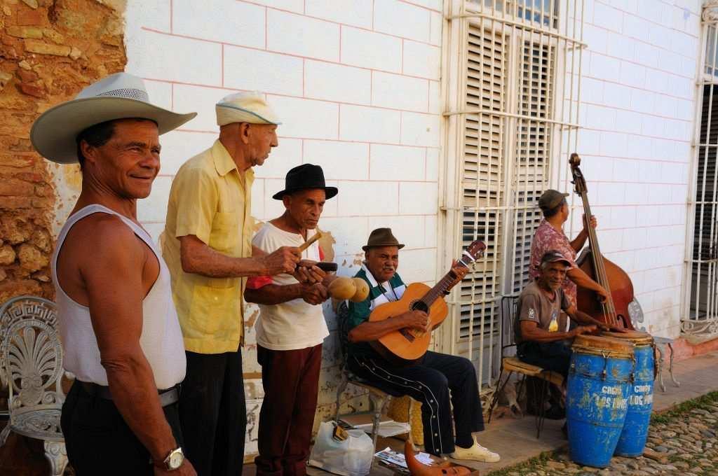 Küba müzisyenleri