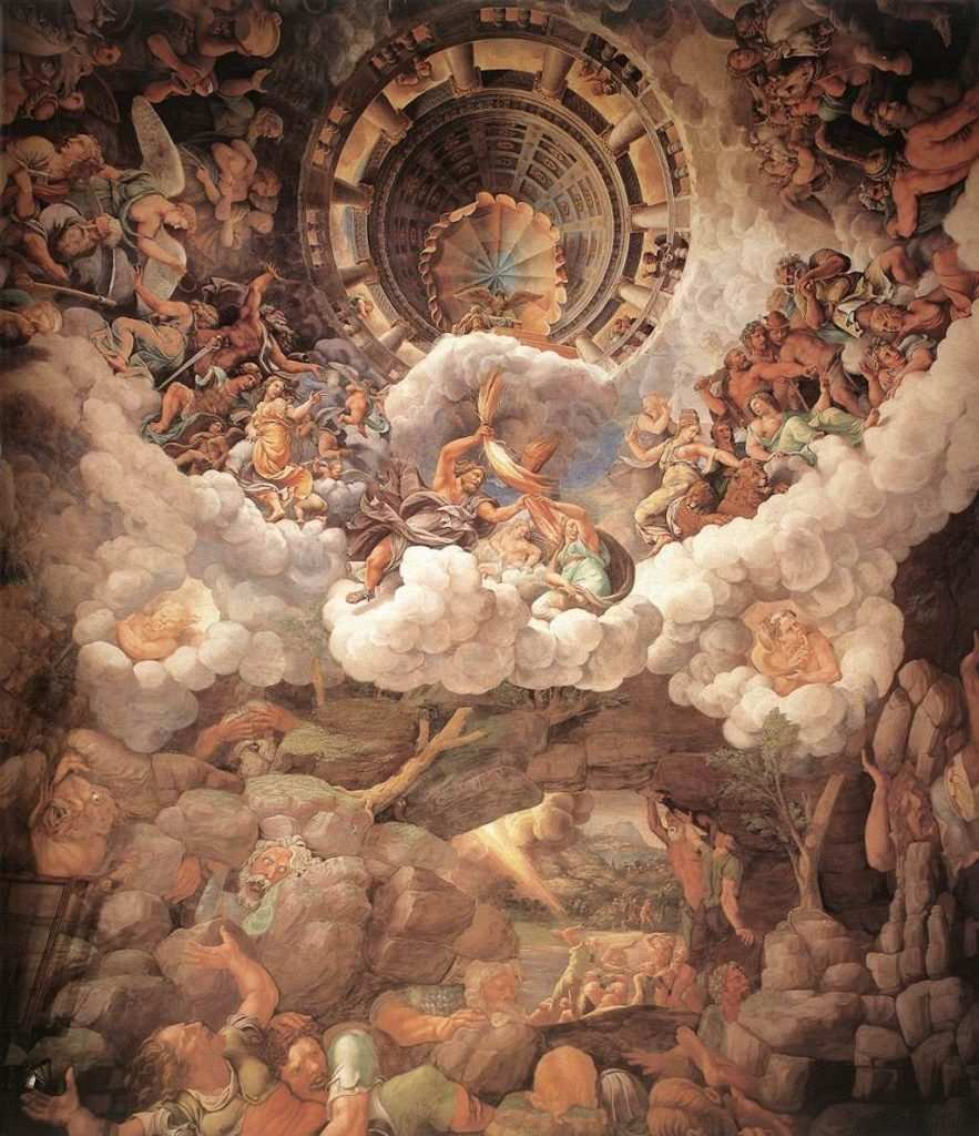 yunan mitolojisi devler