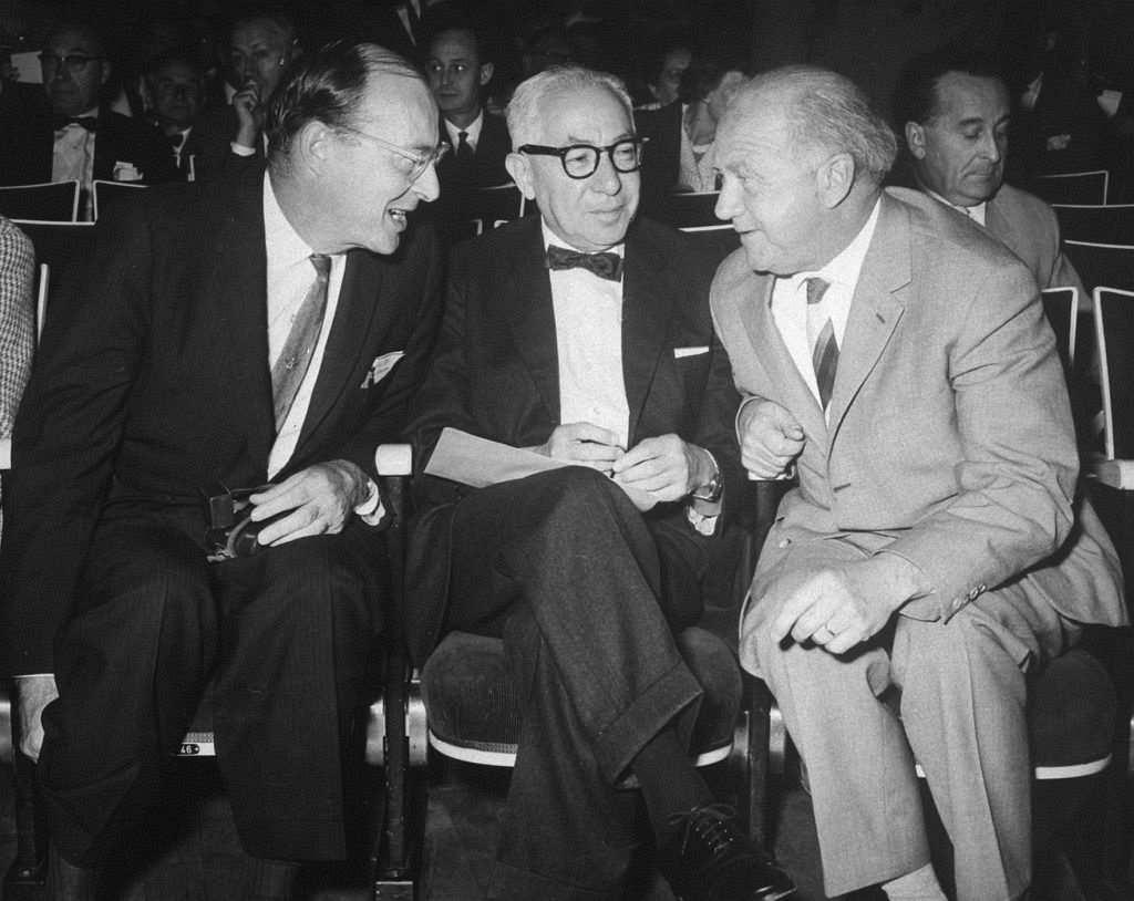 Bardeen, Rabi & Heisenberg