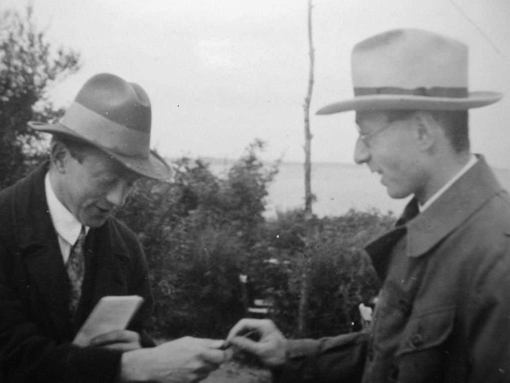 Heisenberg & Wigner, 1928