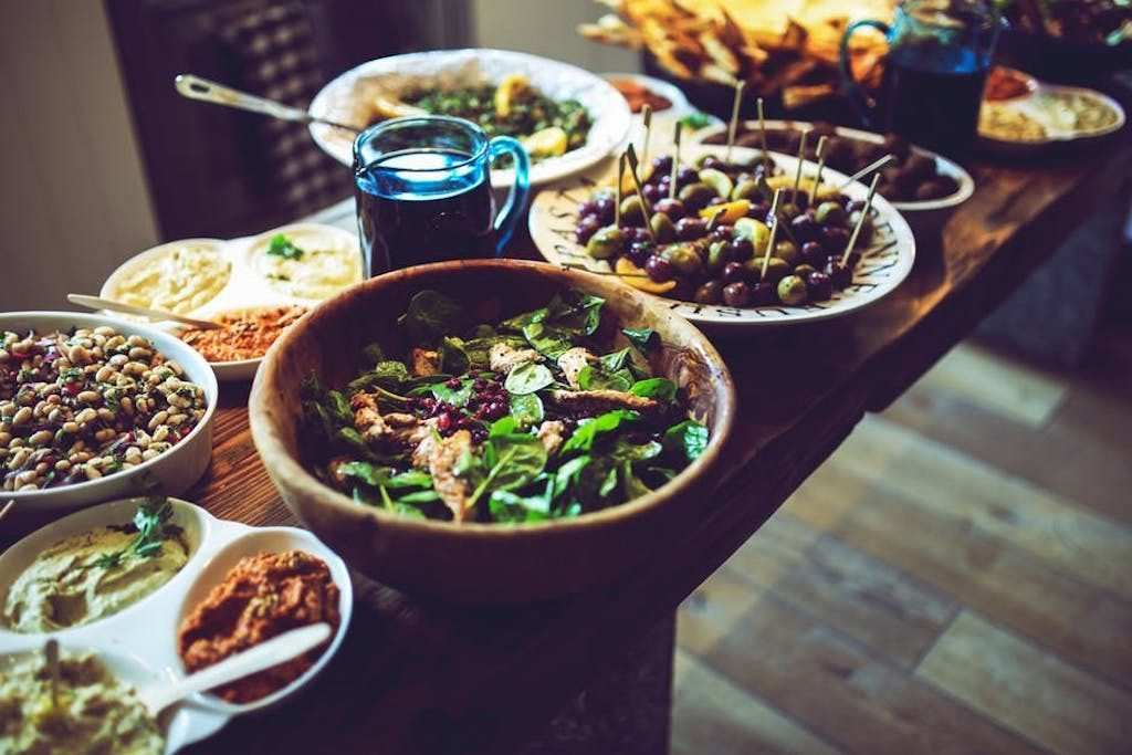 yunan yemekleri