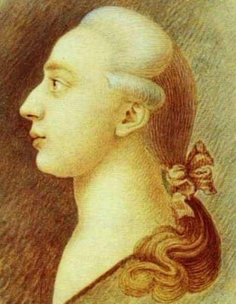 Casanova, by Francesco Giuseppe Casanova