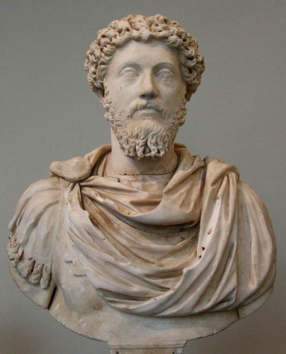 Marcus_Aurelius büstü