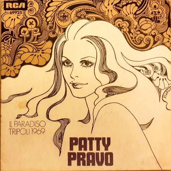 Patty Pravo play kapağı betül dengili atlı