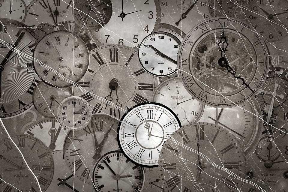 zaman, saatler, görelilik