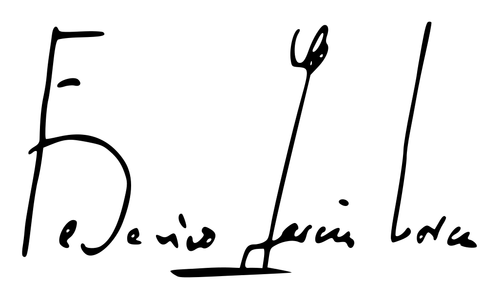 federico garcia lorca imza