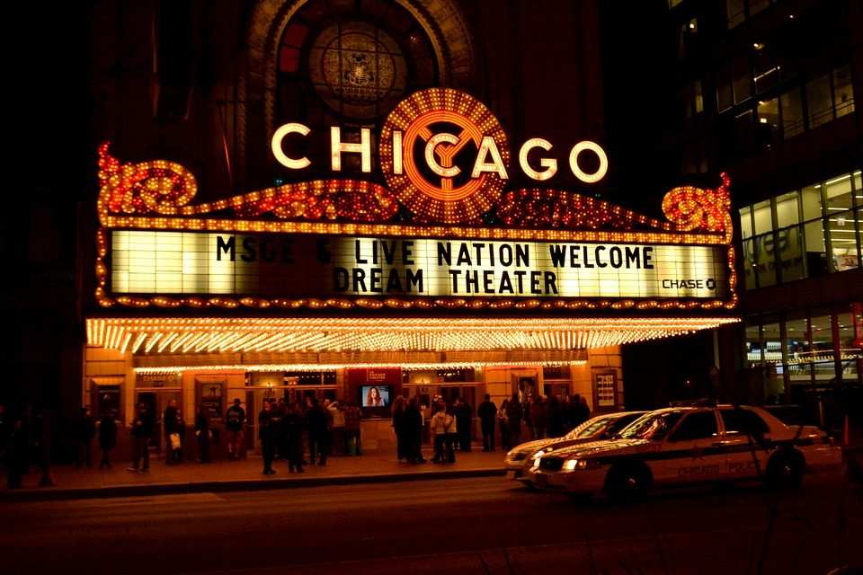 chicago sinema salonu