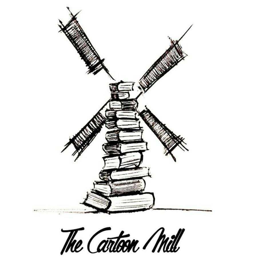 the cartoon mill logo