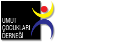 umut çpcukları derneği logo