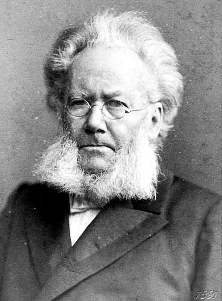 henrik ibsen in 1881