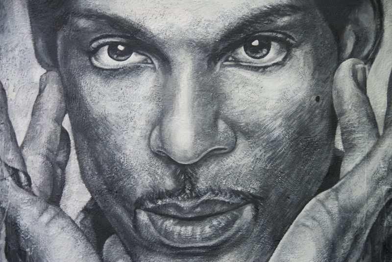 Prince karakalem portre