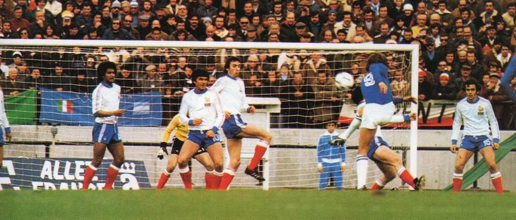 1978 dünya kupası, italya fransa maçı