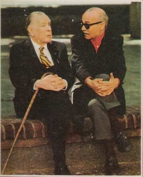 J. L. Borges ve Ernesto Sabato