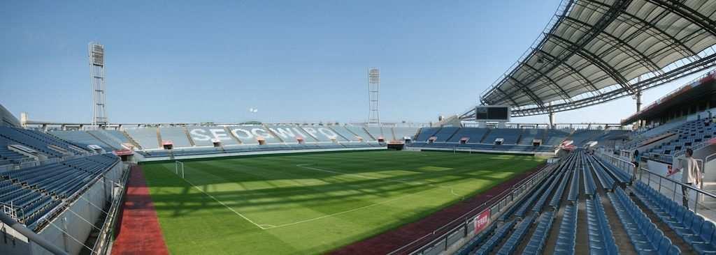 Jeju Dünya Kupası Stadyumu, Jeju Adası
