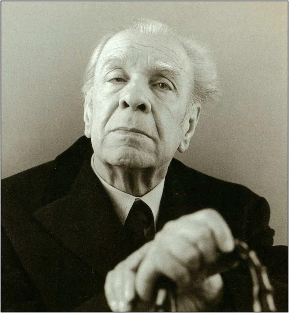 J. L. Borges, 1972