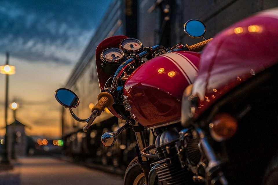 cafe racer motosiklet