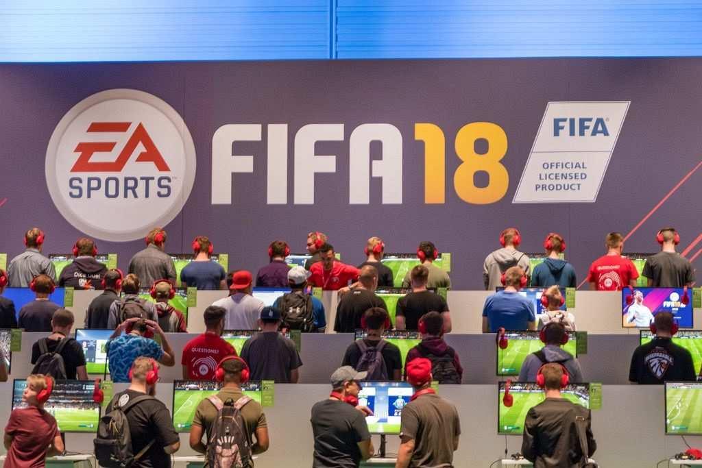 Fifa Ea Sports Games