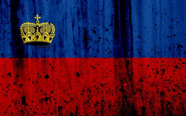 Lihtenştayn Bayrağı