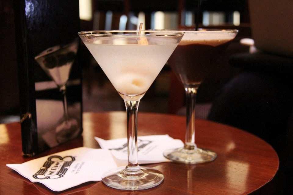 martini vermut kokteyli