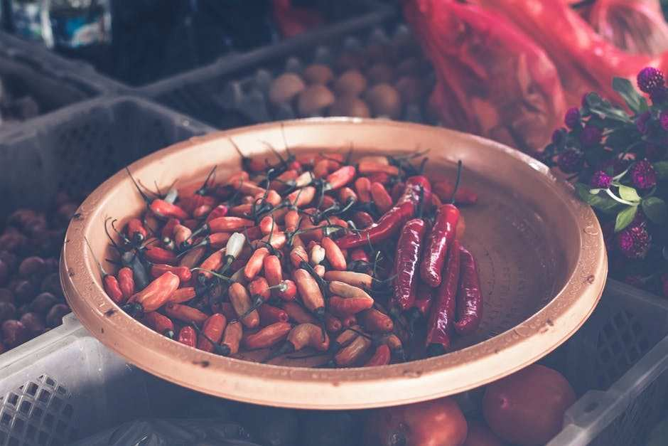 meksika kırmızı biberi