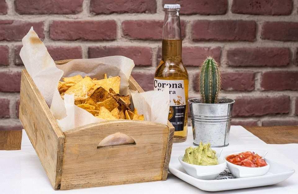 tequila meksika mutfağı