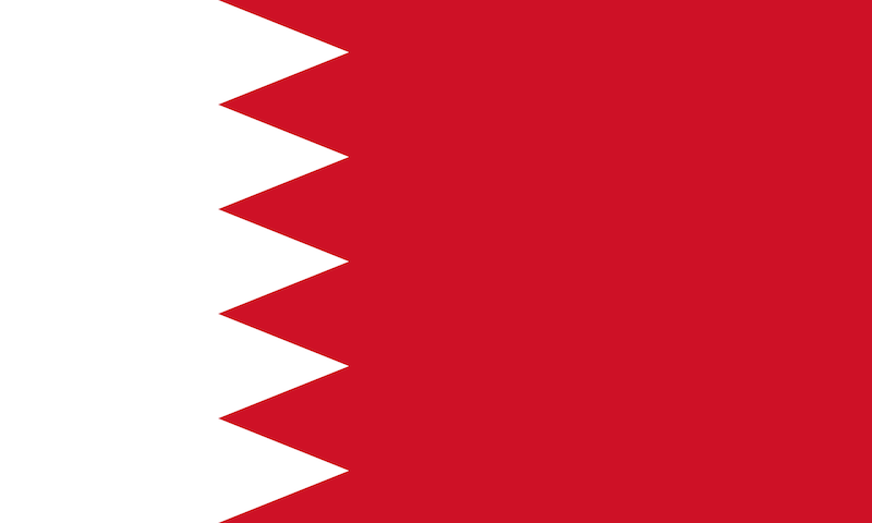 Bahreyn Bayrağı