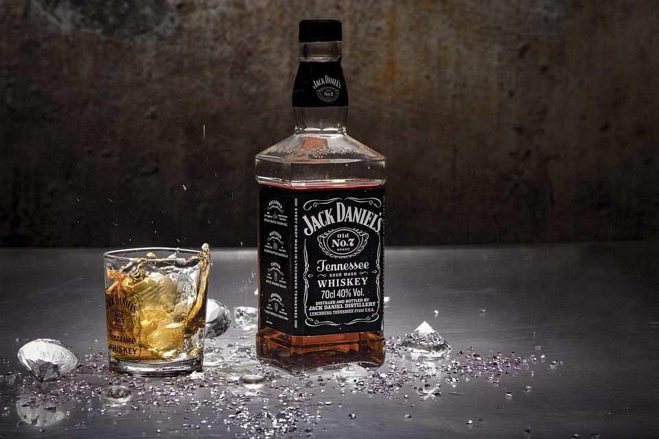 jack daniel's viski