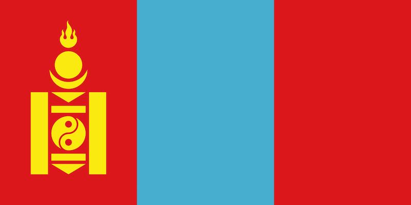 Moğolistan Bayrağı