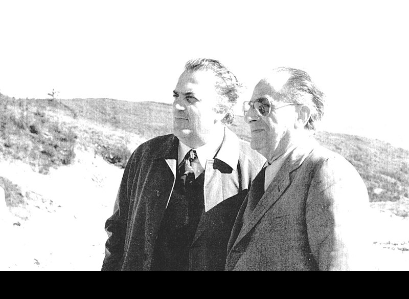 Federico Fellini & D'Angelo