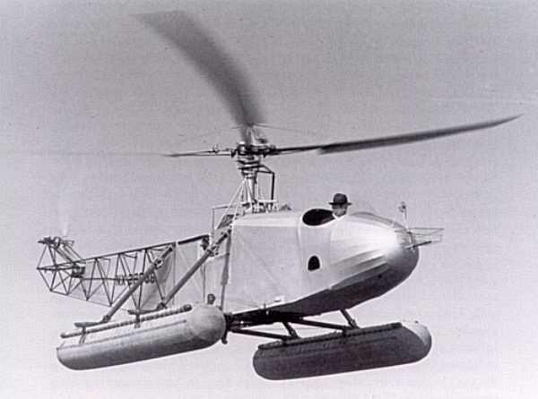 igor sikorsky helikopter