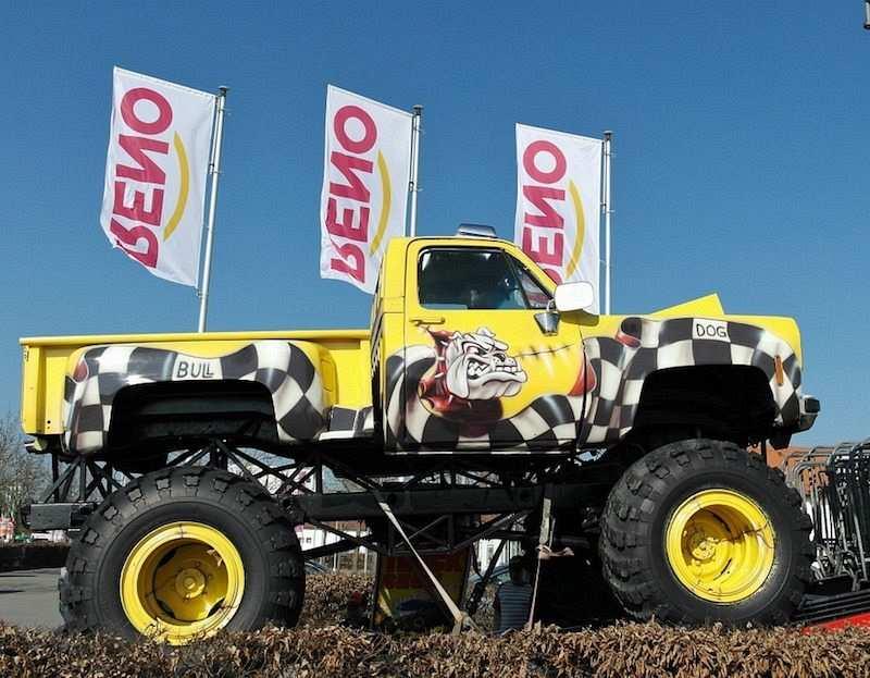 kamyon yarışları