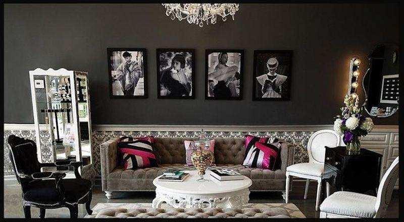 dekorasyon stilleri hollywood