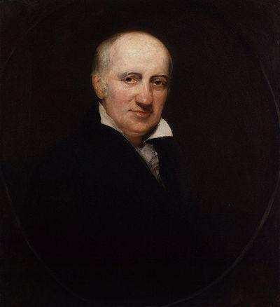 william godwin by henry pickersgill