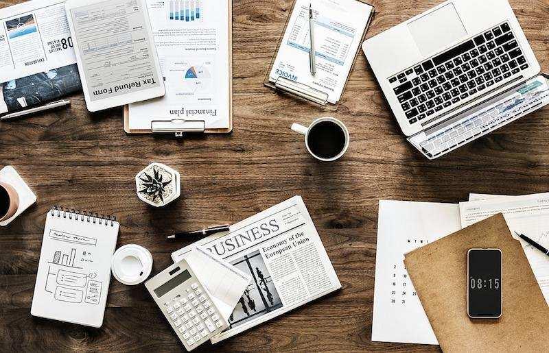 insan kaynakları çalışma masası