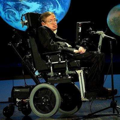 stephen hawking 2008 nasa