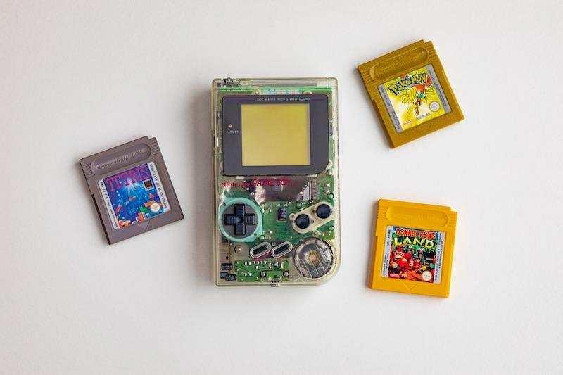 oyun konsolları nintendo gameboy