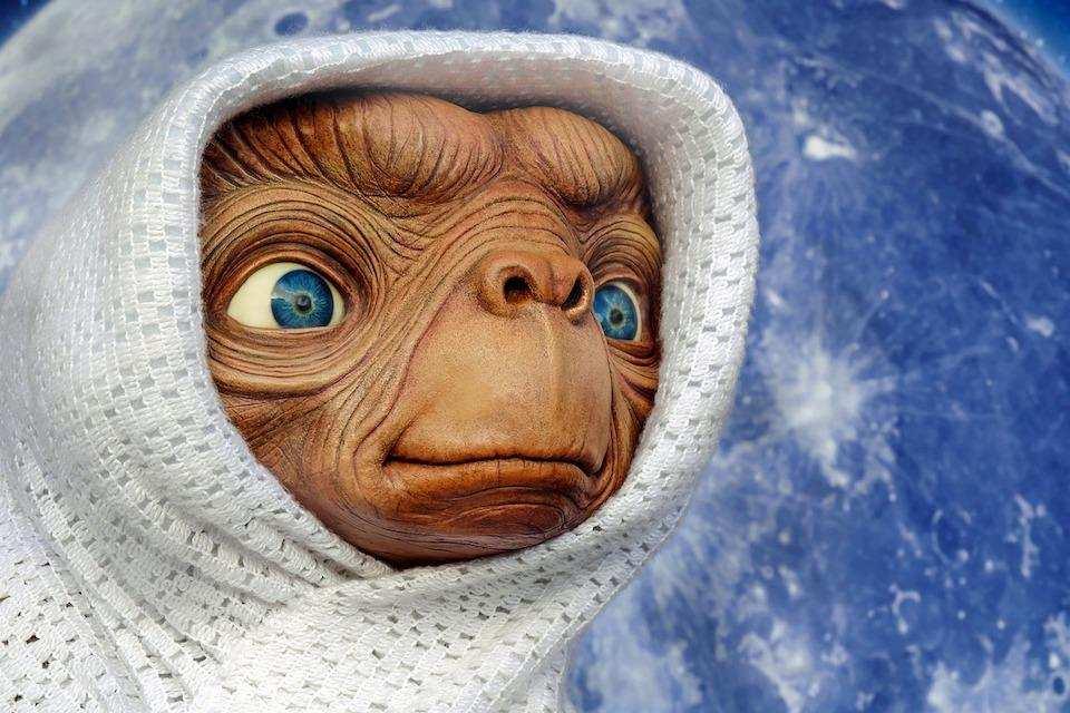 bilim kurgu ET