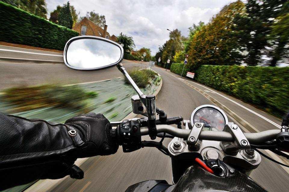 ters çaba kuralı  motosiklet sürüş