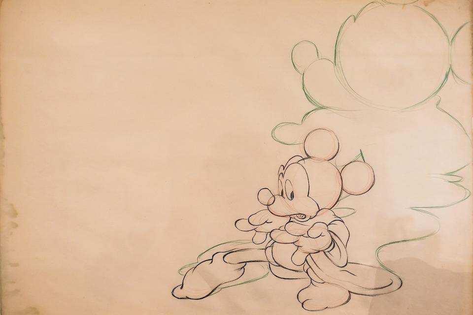 ters çaba kuralı mickey mouse walt disney