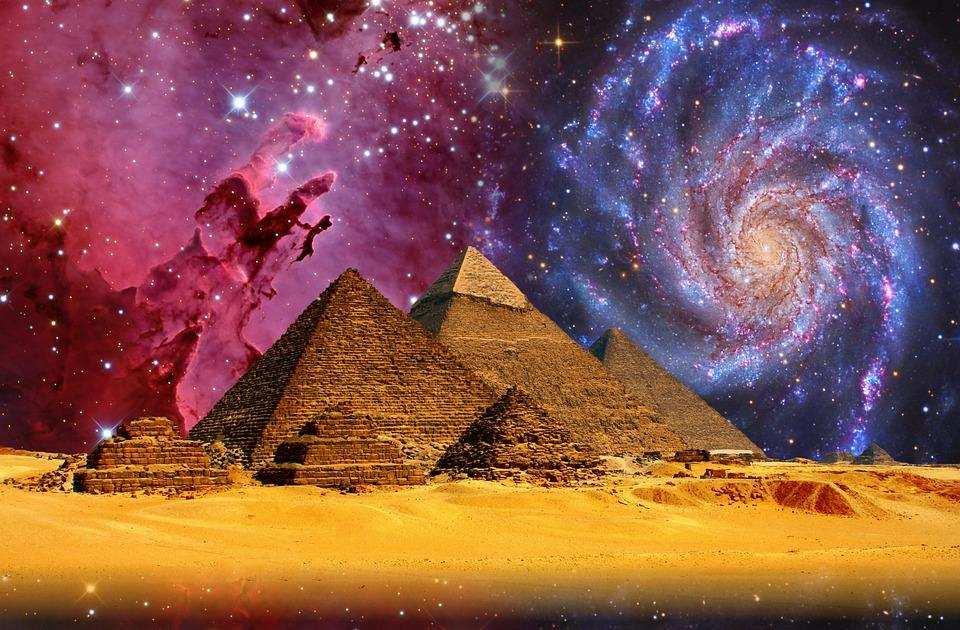 bilim kurgu türleri piramitler