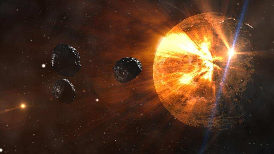bilim kurgu türleri dünyanın sonu