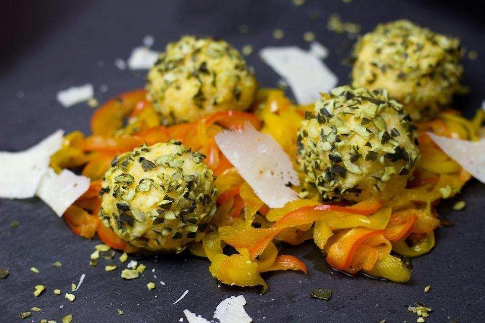 10 dakikada yapabileceğiniz 10 yemek polenta