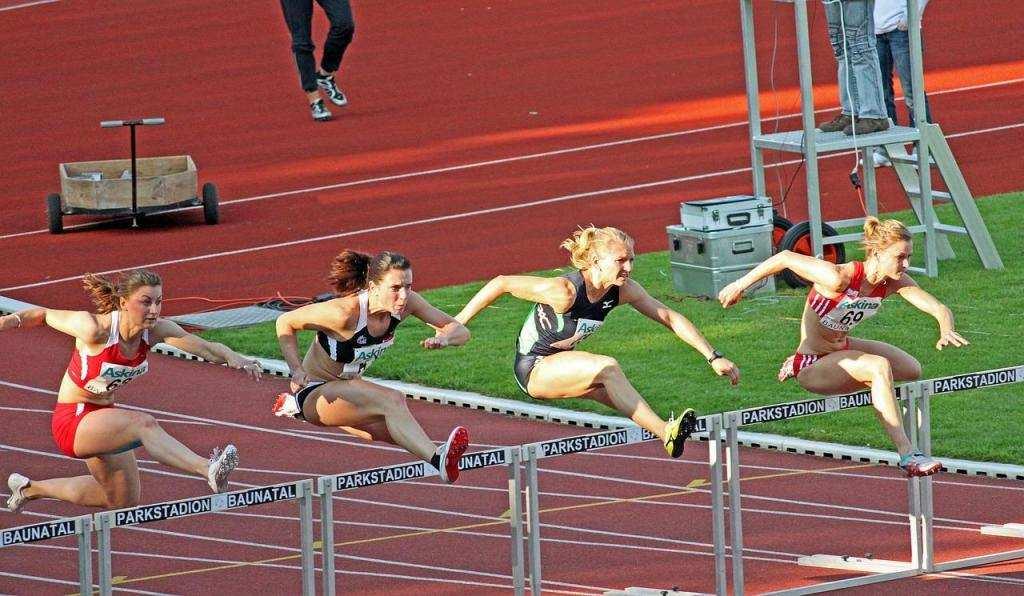atletizm engelli koşu